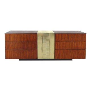 Mid-Century Modern Dresser by National Furniture Co. of Mt. Airy, N.C