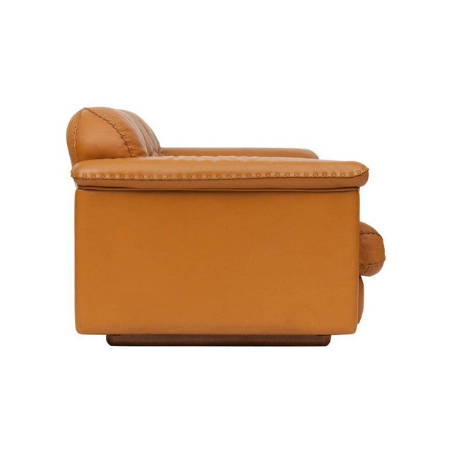 Adjustable Ds 101 Sofa in Brown Leather by De Sede For Sale - Image 10 of 11