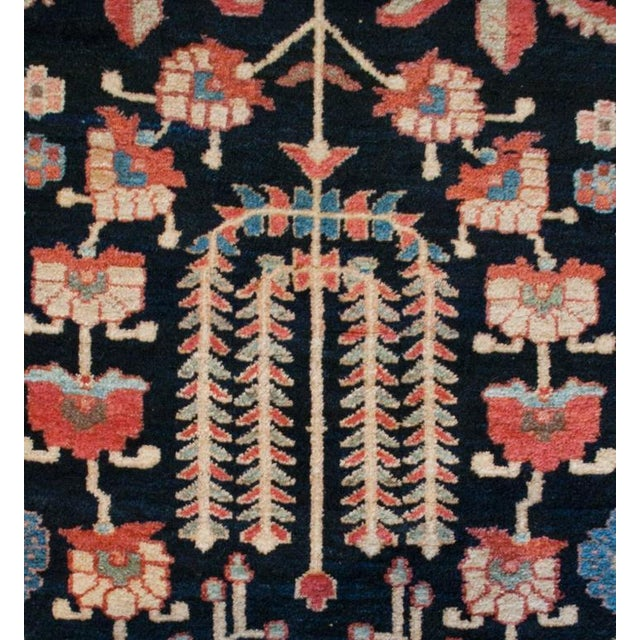 """Early 20th Century Sarouk Rug - 48"""" x 81"""" For Sale - Image 4 of 6"""