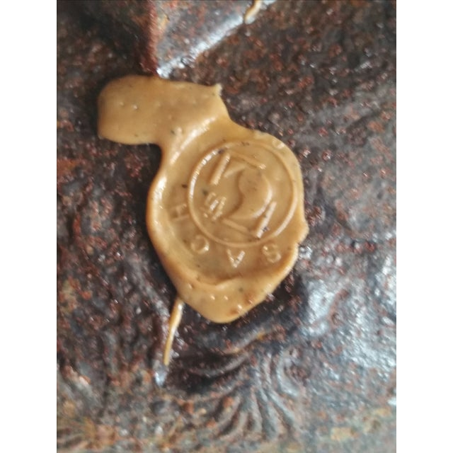 Antique Cast Iron Bell - Image 6 of 6