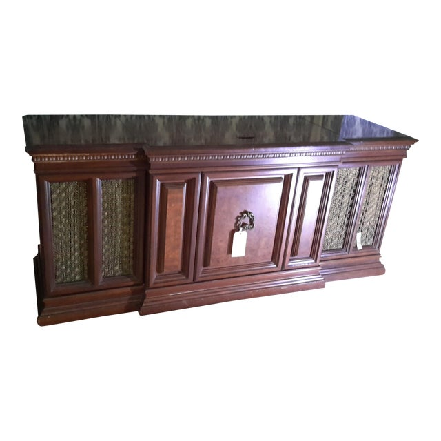 Vintage Fisher President Stereo Console For Sale