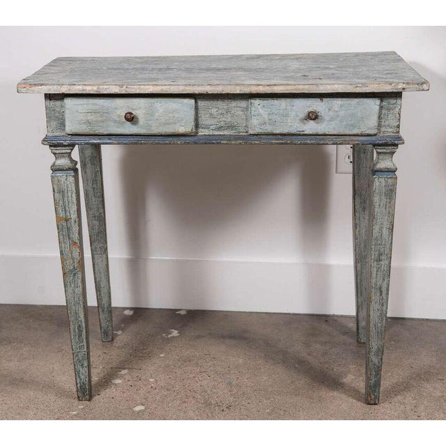 18th Century Italian Painted Table - Image 7 of 7