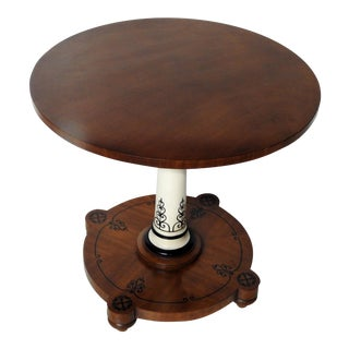 Heritage Chatham Regency Style Center Table