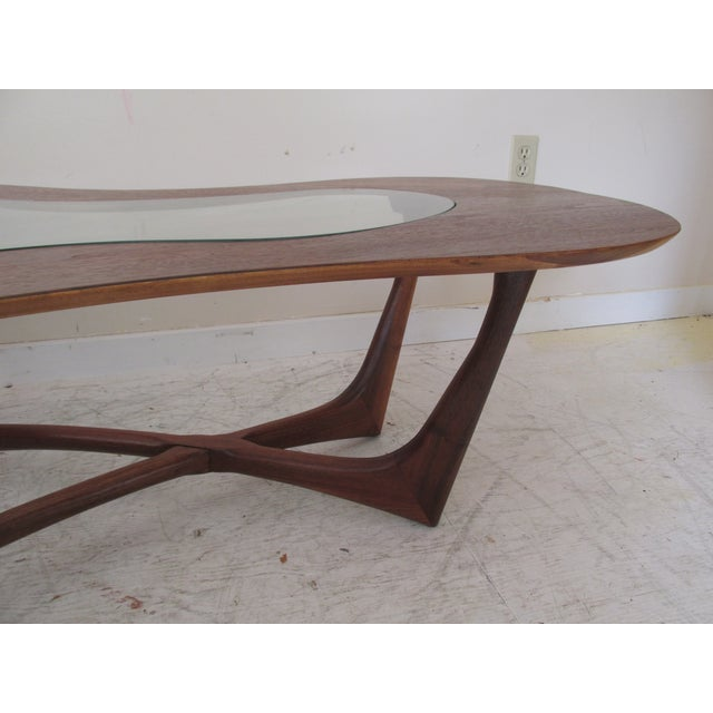 Vintage Biomorphic Coffee Table by Erno Fabry - Image 5 of 9