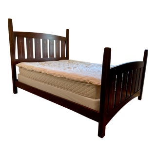 Stickley Harvey Ellis Queen Bed For Sale