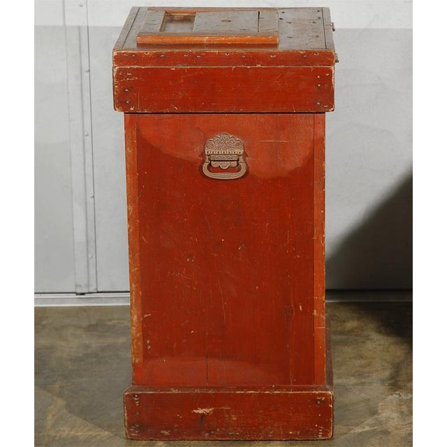 Circus Ticket Collectors Box For Sale - Image 5 of 6