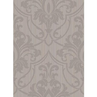 Cole & Son St Petersburg Dsk Wallpaper Roll - Taupe For Sale