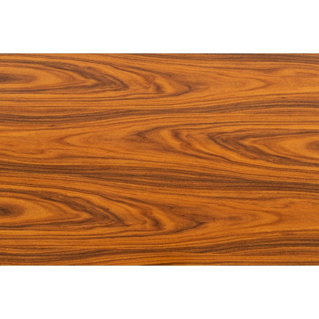 Eero Saarinen for Knoll Rosewood Coffee Table 50th Anniversary Edition For Sale In Chicago - Image 6 of 9