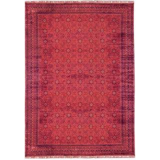 Traditional Hand Woven Rug - 12'11 X 19'