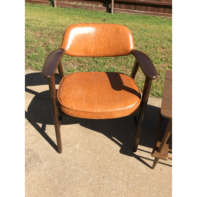 Vintage Mid Century Paoli Lounge Chairs - A Pair For Sale In Dallas - Image 6 of 13