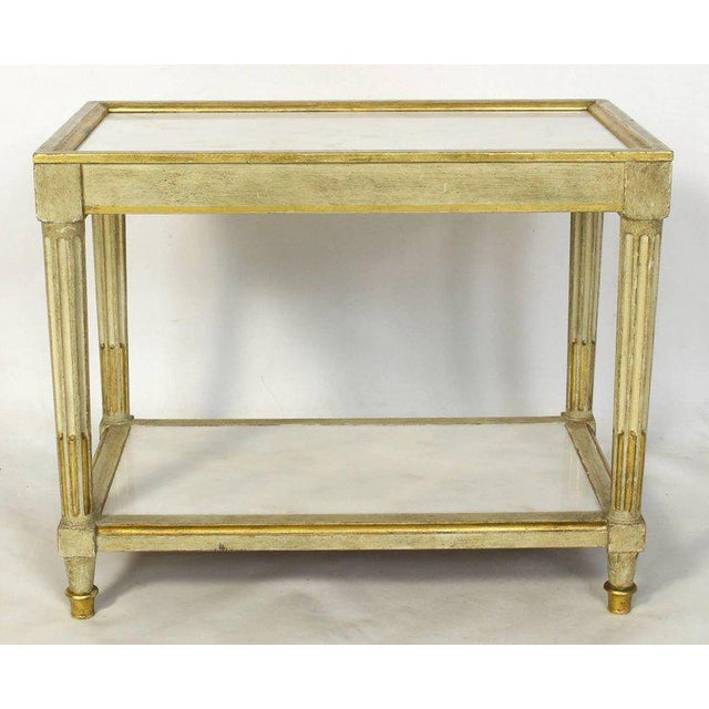 Italian Side Tables - a Pair - Image 8 of 10