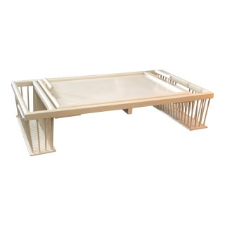 Midcentury Breakfast in Bed Tray For Sale