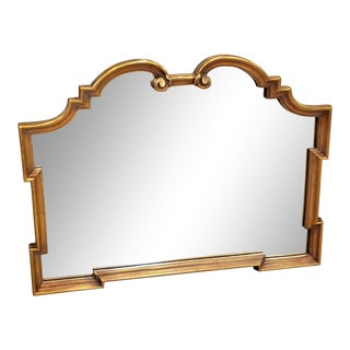 Vintage Labarge Decorative Wall Mirror For Sale