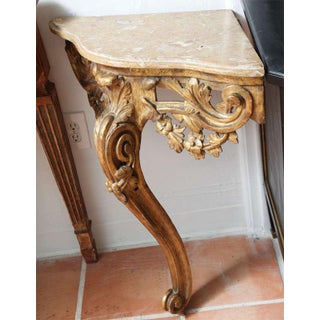 Pair of Corner Console Tables Preview