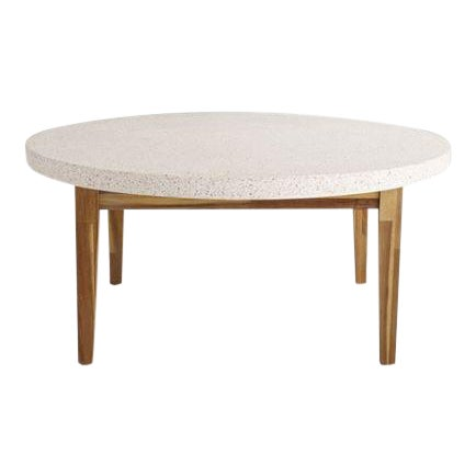 Kenneth Ludwig Terrazzo Coffee Table For Sale