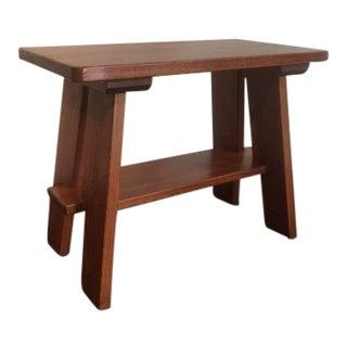 AXEL EINAR HJORTH Table Nordiska Kompaniet ca.1930 For Sale