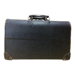Vintage Leather Doctor's Bag C.1920 For Sale