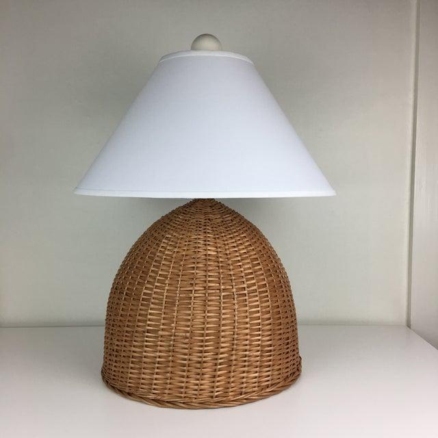 Lauren Grant Design Original Basket Lamp - Image 2 of 5