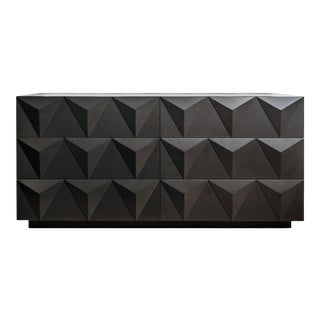 Black Atria Credenza For Sale