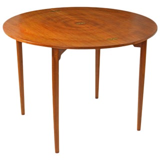 1967 Hans J. Wegner for Fritz Hansen Game Table