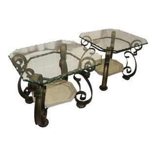 Bassett End Tables - A Pair