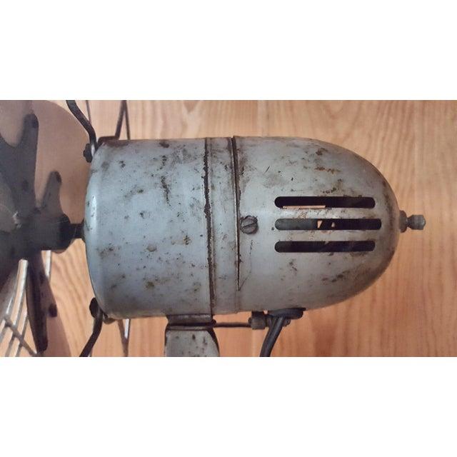 Vintage Manning Bowman Industrial Fan - Image 8 of 8