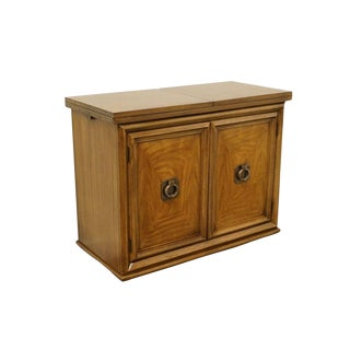 Late 20th Century Vintage Thomasville Furniture San Sei Collection Asian Chinoiserie Sideboard For Sale