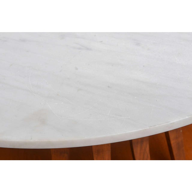 Wormley for Dunbar Style Walnut Coffee Table, 1960s, USA For Sale In Miami - Image 6 of 10
