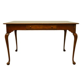 """20th Century Traditional Lexington Furniture Bob Timberlake Collection 52"""" Writing Desk For Sale"""