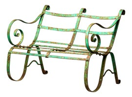 Image of English Outdoor Seating