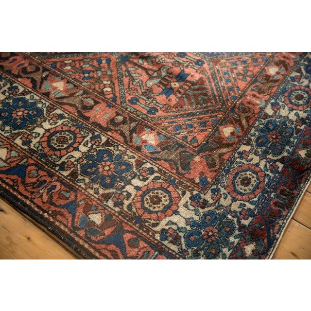 "Islamic Vintage Baktiari Carpet - 7'1"" X 9'11"" For Sale - Image 3 of 12"