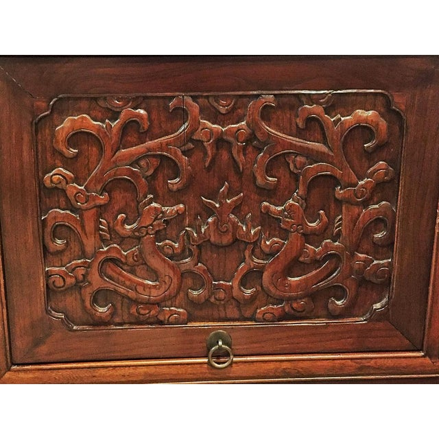 Authentic Chinese TV Cabinet - Image 5 of 8