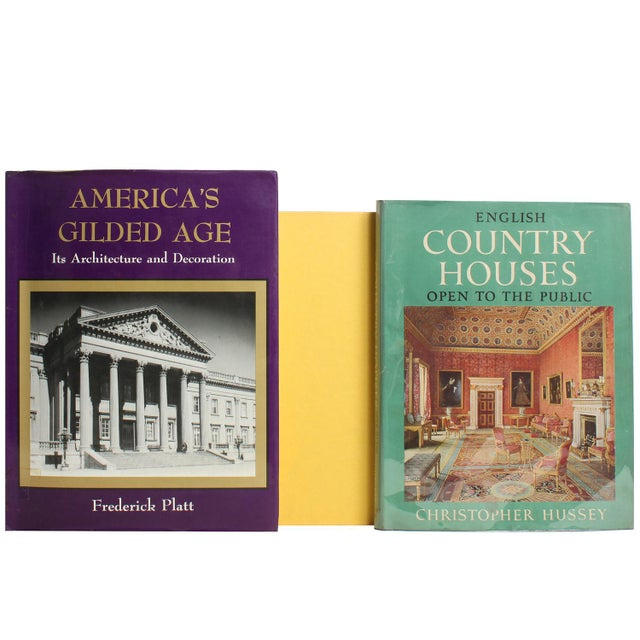 Bookstack: Palaces & Dwellings - Set of 6 - Image 2 of 2