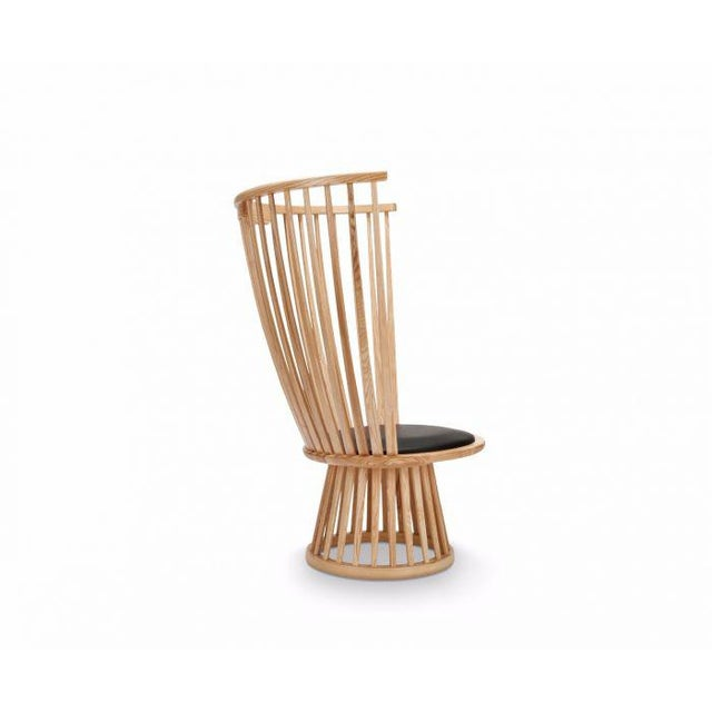 Tom Dixon Fan Chair Natural For Sale - Image 12 of 12
