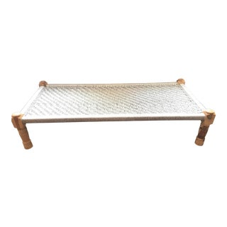 Modern Ouma Artisan Woven Daybed For Sale