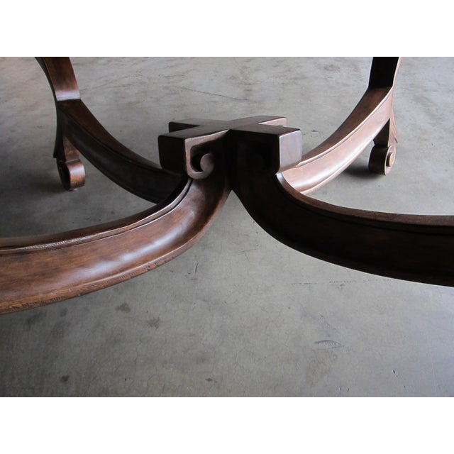 Walnut Porto Alegre Coffee Table For Sale - Image 7 of 8
