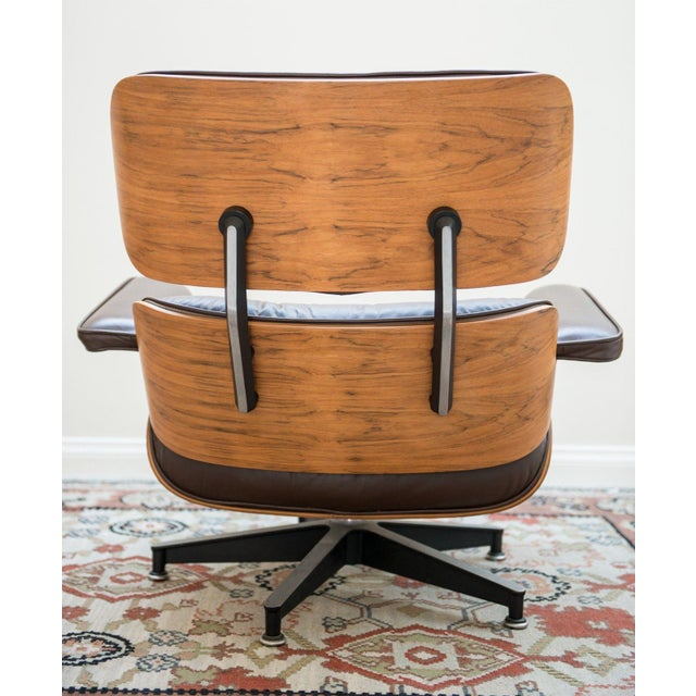 Herman Miller Eames Lounge Chair For Sale In Los Angeles - Image 6 of 10