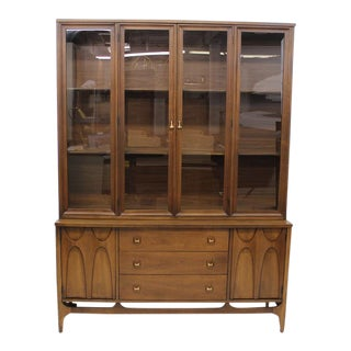 Mid Century Modern Broyhill Brasilia China Cabinet For Sale