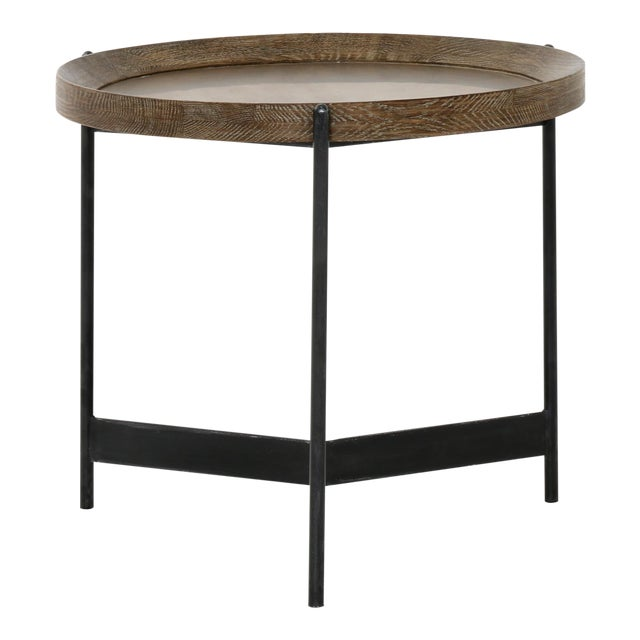 838862b7a9be Mid-Century Modern Erdos + Ko Home Nathan Side Table For Sale