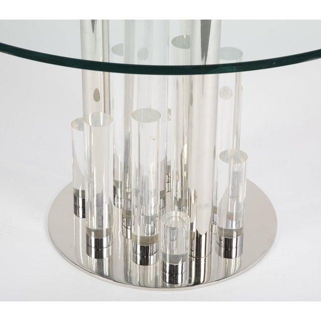 Charles Hollis Jones Skyscraper Table For Sale - Image 9 of 12