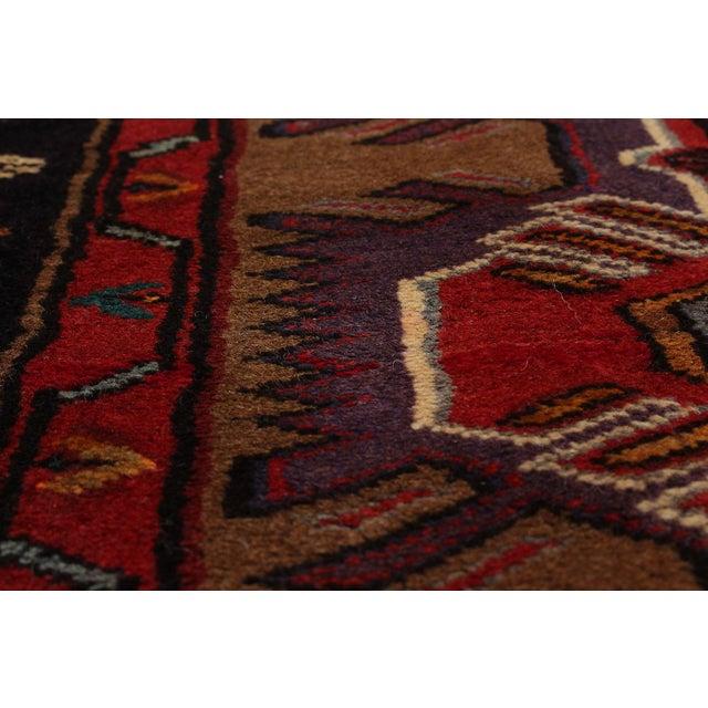 "2'7"" x 5'4"" Koliai Vintage Persian Rug - Image 2 of 2"