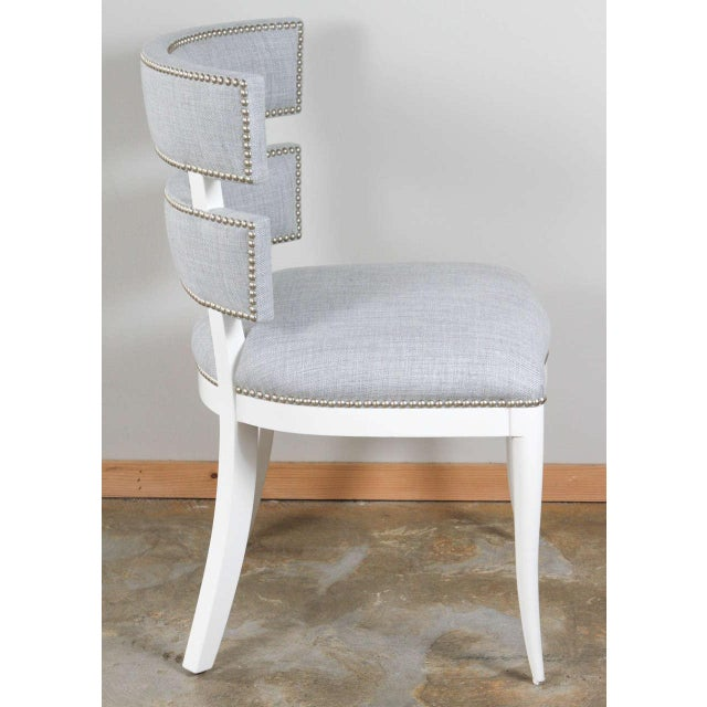 Paul Marra Klismos Style Chair For Sale In Los Angeles - Image 6 of 7