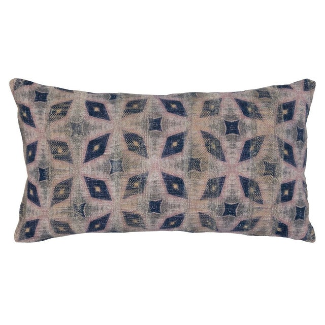 Textile Boho Chic Classic Home Julian Rectangle Bolster For Sale - Image 7 of 7