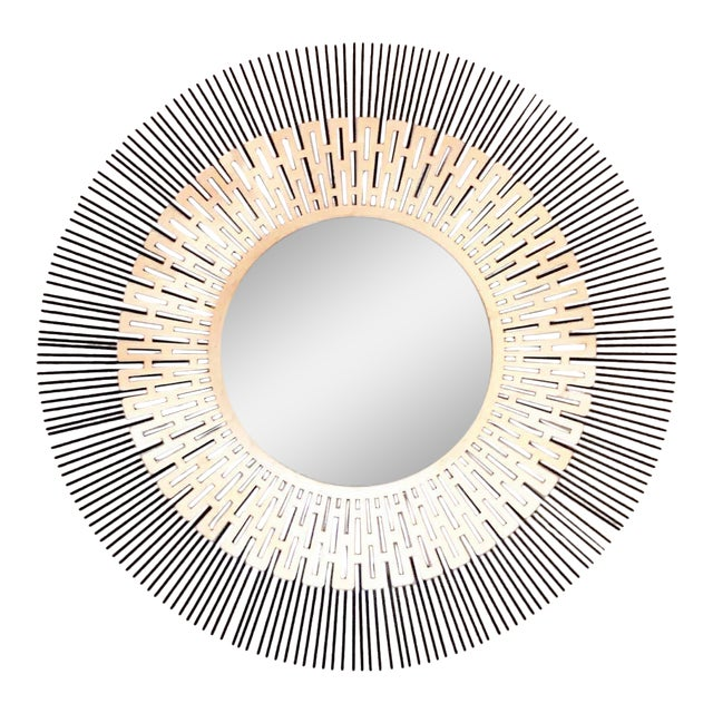 Modern Wall Mirror For Sale