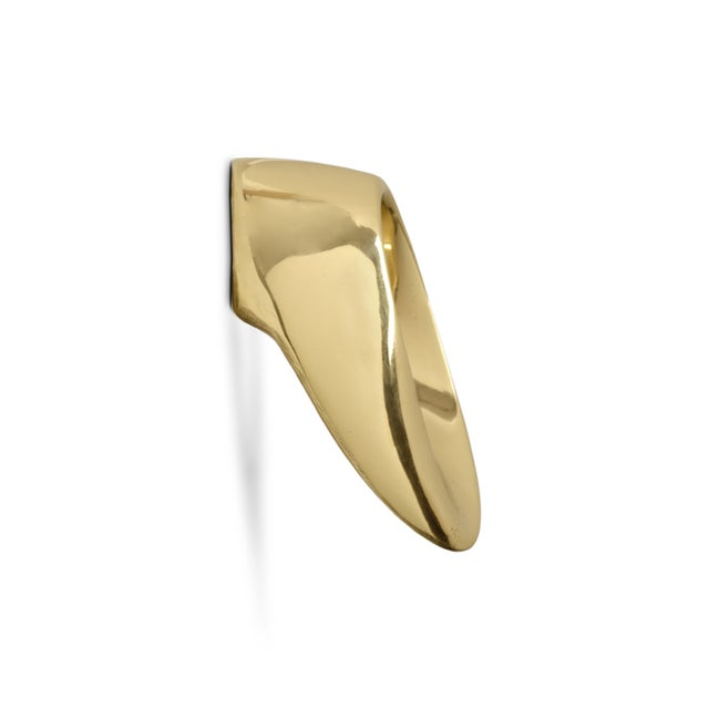 Contemporary Infinity Cm3015 Drawer Handle From Covet Paris For Sale - Image 3 of 4