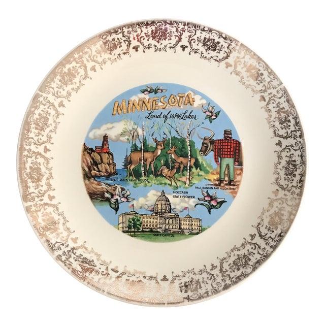 Vintage Minnesota Plate - Image 1 of 5