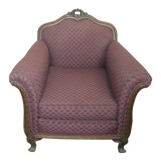Vintage Accent Chair For Sale