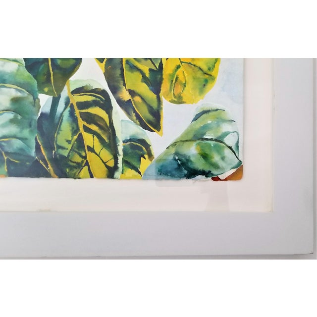 Art Museum Quality Watercolor Painting by Patricia Tobacco Forrester For Sale - Image 9 of 13