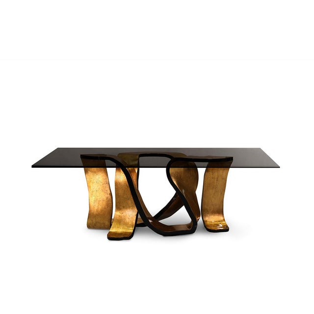 Koket Ribbon Dining Table From Covet Paris For Sale - Image 4 of 4
