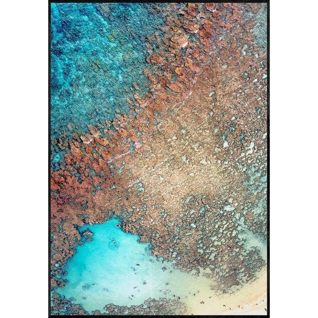 Abstract Dinesh Boaz, Vibes in the Bay, 2018 For Sale - Image 3 of 6